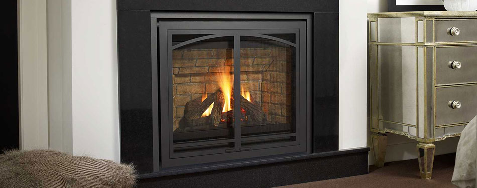 Panorama® P33 Gas Fireplace