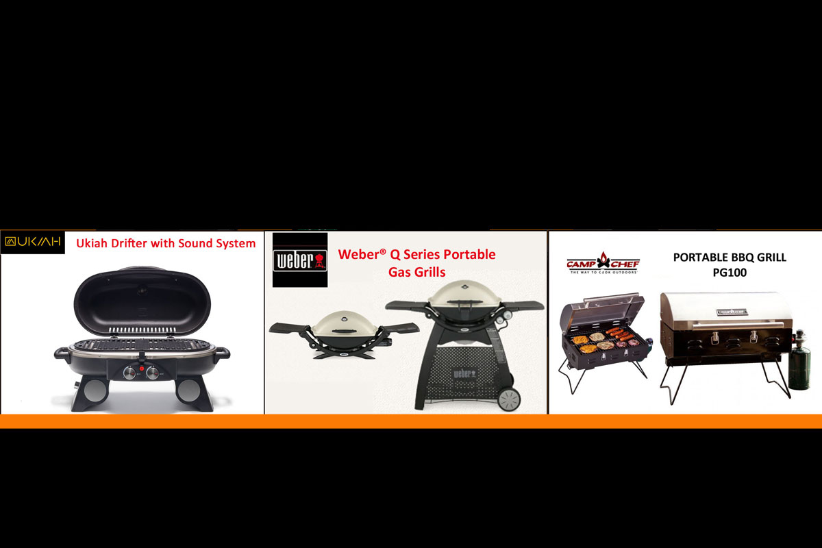 Portable Tailgater Grills