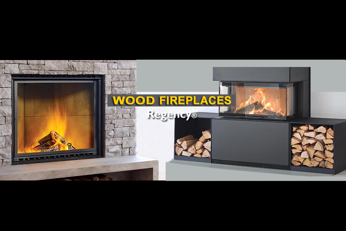 Regency Wood Fireplaces