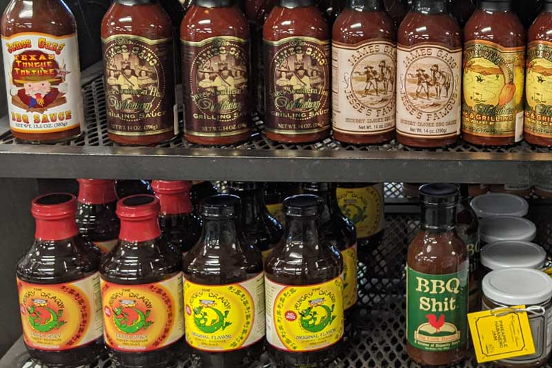 Hometown Barbeque Sauces