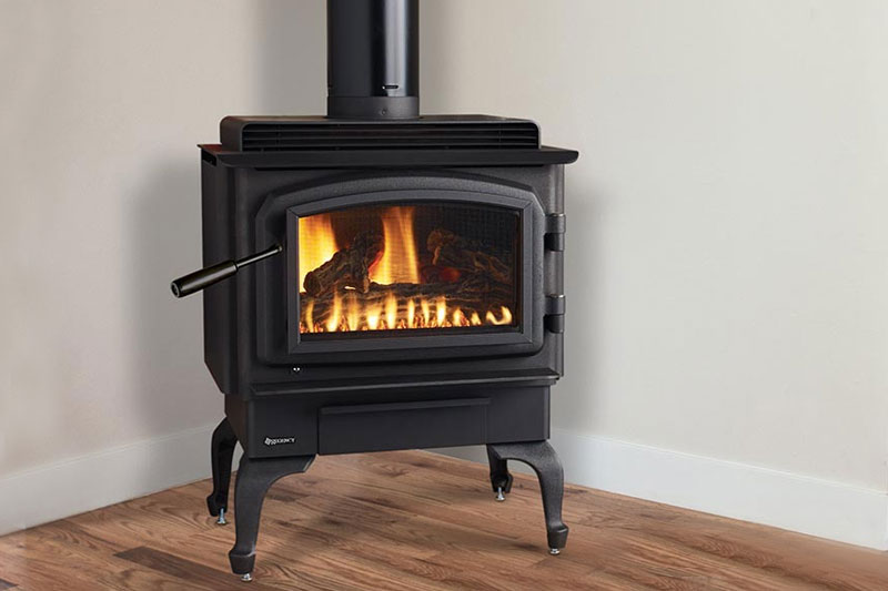 Classic Looking Gas Stove