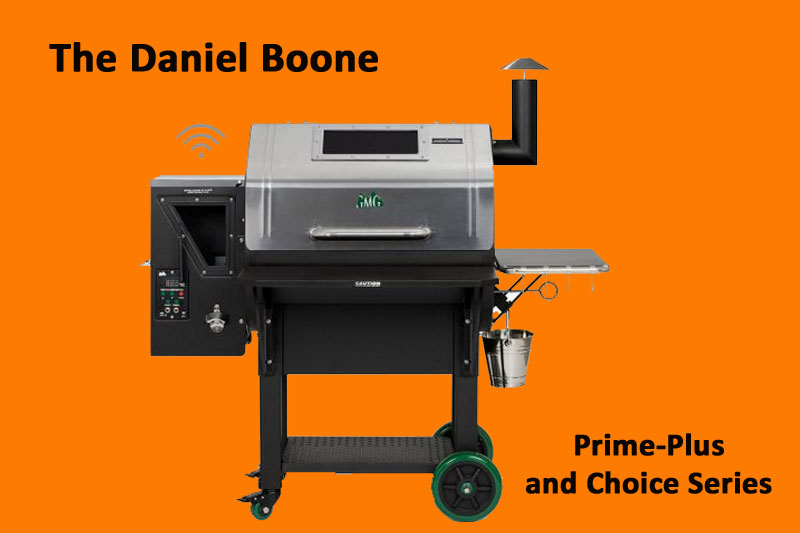 Daniel Boone Stainless