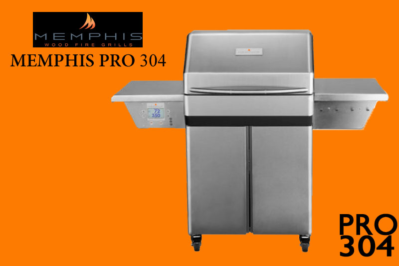 Memphis Pro 304 Wood Fired Grill