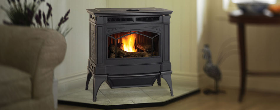 Greenfire® GC60 Pellet Stove™